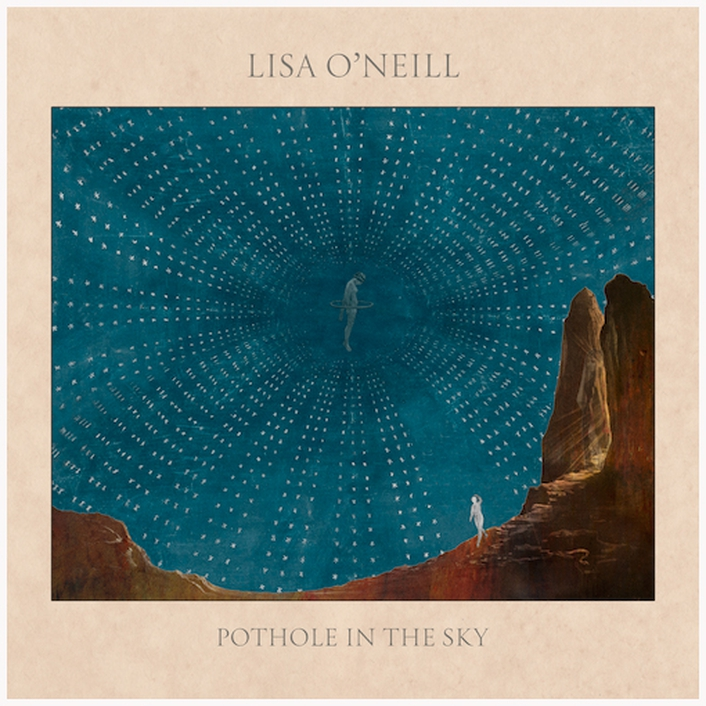 Lisa O'Neill in session