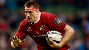 Stander was nominated for the award along with Rory Best, Jack McGrath and Robbie Henshaw