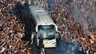 Live: Champions League scoring
