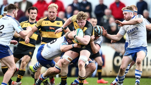 Corkery's Young Munster side lost out to Cork Con in an Ulster Bank AIL semi-final