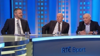 "UEFA Champions League: Dunphy, Brady & Hamann on City's ""chancers"""