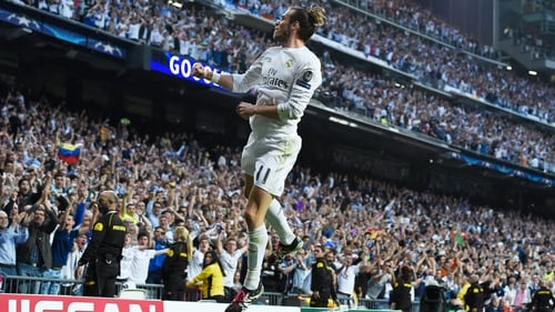 Gareth Bale has been a Real Madrid player since 2013