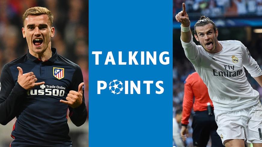 UEFA Champions League: Talking Points