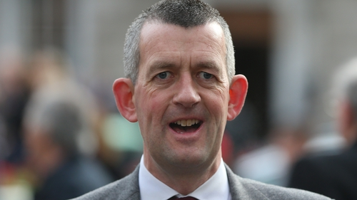 Maurice Quinlivan was present at the Labour Court for the appeal