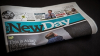 Trinity Mirror to shut new paper after nine weeks