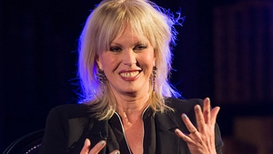 """Joanna Lumley: """"In all my wildest dreams I could never imagine that one day a race would be named after me."""""""