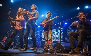 French Canadian folk group, Le Vent du Nord, kick off their Irish tour on May 8