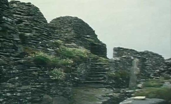 Skellig Michael in 1986