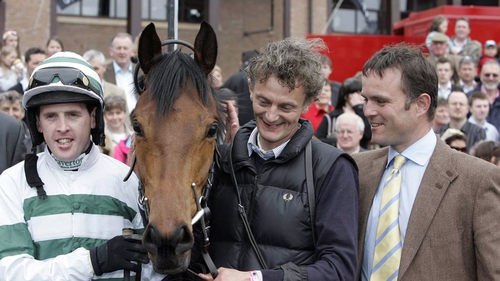 Jason Maguire has enjoyed good days at both Cheltenham and Aintree