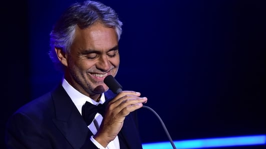 Andrea Bocelli Concert In Milan