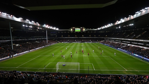 Spurs will shortly leave White Hart Lane, their home for more than a century