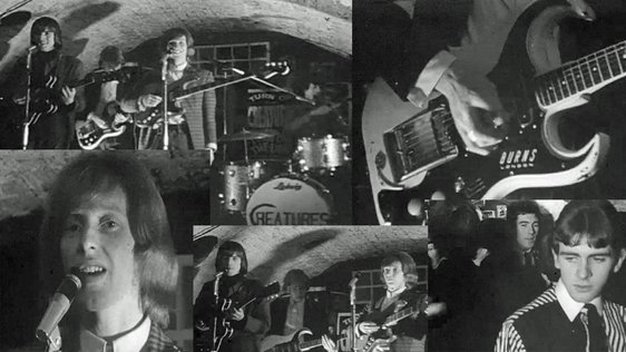 The Creatures at The Five Club (1966)