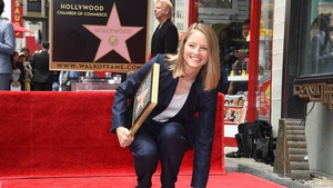Jodie Foster is the latest name to be added to the famous Hollywood Walk