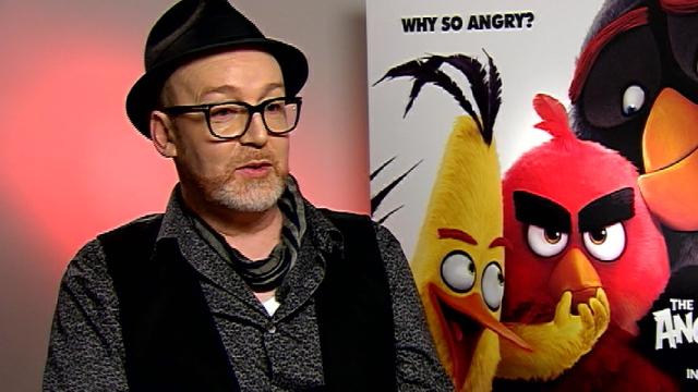 Aviary big adventure for Angry Birds' Irish director