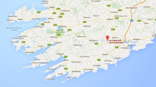 The large lake is a feature of the championship golf course's par three 12th hole (Pic: Google Maps)