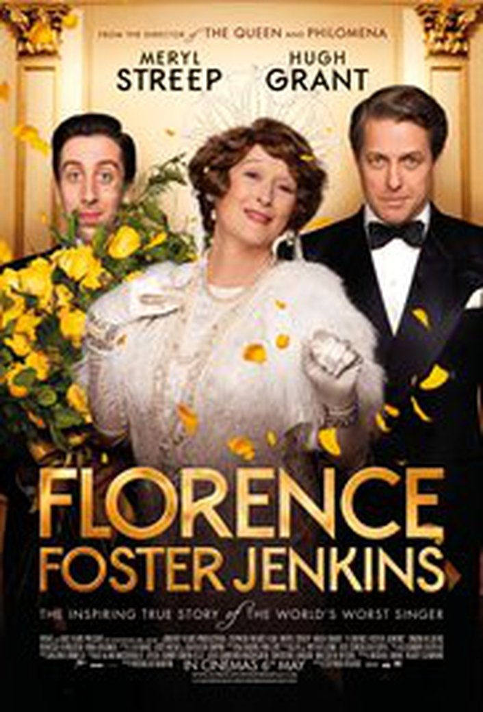 "Director and screenwriter of ""Florence Foster Jenkins"""