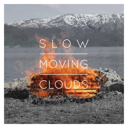Slow Moving Clouds in session