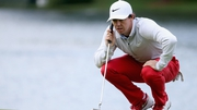 Rory McIlroy dug himself out of a hole