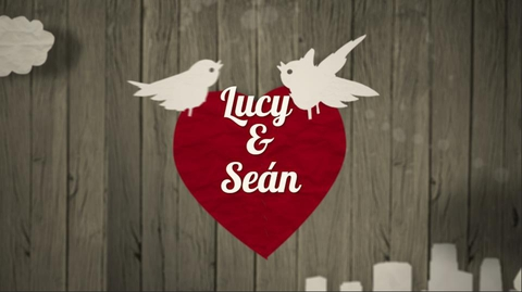 Lucy and Seán