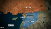 Nine News Web: 28 people killed in attack on refugee camp in northern Syria