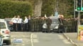 Nine News Web: Fourteen men arrested during funeral of dissident republican in Tyrone