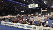 Counting under way for Belfast South