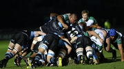 Glasgow beat Connacht 33-32 earlier in the season