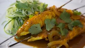 Chef Adrian's Chicken Tikka Masala