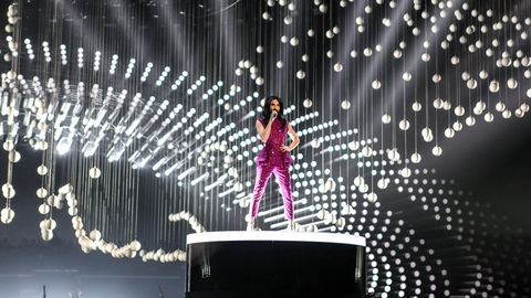 Eurovision Extras: Spectacular Staging
