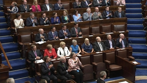 The new Cabinet of the 32nd Dáil
