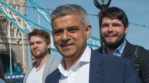 Labour's Sadiq Khan has broken the Conservatives' eight-year hold on the London mayoralty