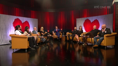The Late Late Show Extras: First Dates Ireland