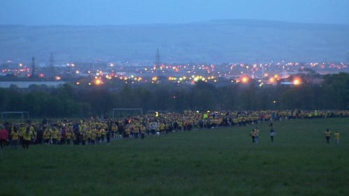 The Darkness into Light fundraising event is in its eighth year