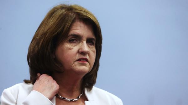 Joan Burton has led Labour since 2014