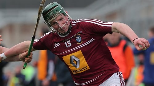 Niall O'Brien shone for Westmeath in Tralee
