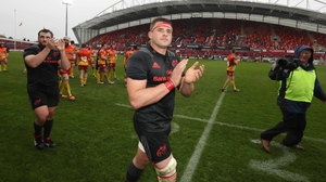 CJ Stander was man of the match