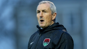 John Caulfield: 'If a team falls ten or 12 points behind Dundalk it's all over'