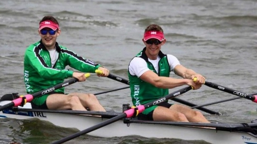 Gary and Paul O'Donovan won European gold to add to their World Cup silver last month