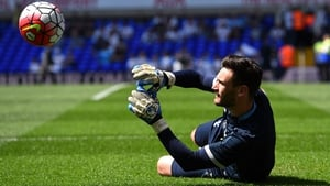 Hugo Lloris joined Spurs four years ago