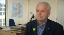 Finian McGrath said he was 'appalled' by the findings