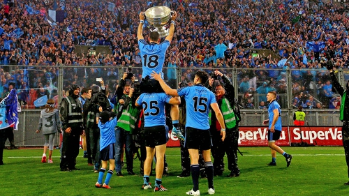 Ó Sé says Dublin will have to have an off-day not to retain their All-Ireland title