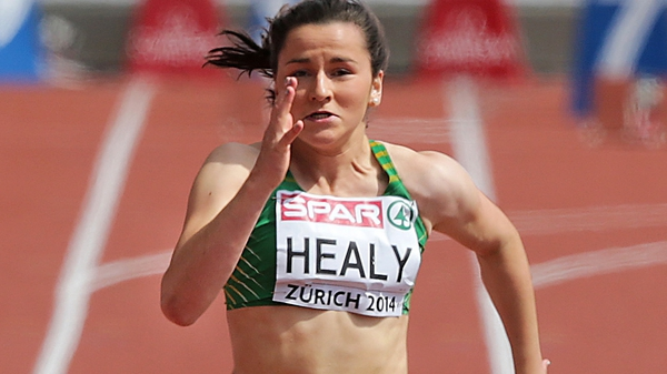 """Phil Healy: """"It is a hard position for athletes at the moment"""""""