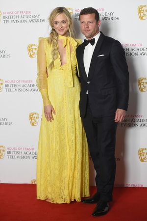 Fearne Cotton and Dermot O'Leary