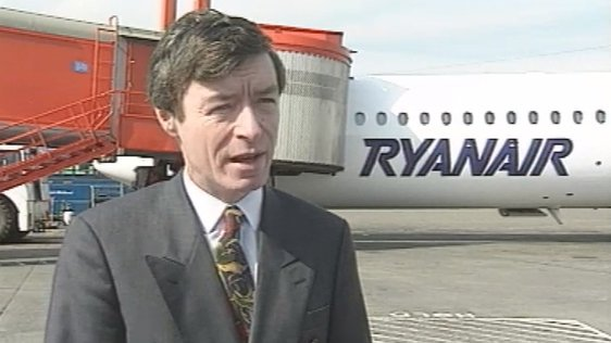 Seamus Brennan,  Minister for Transport, Tourism and Communications