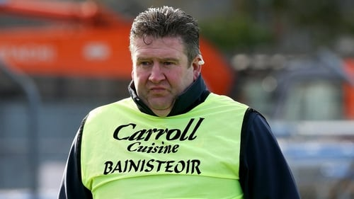 Kelly has praised his players after the fall-out of their Westmeath defeat