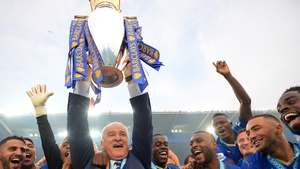 Claudio Ranieri led Leicester to the most unlikely of victories