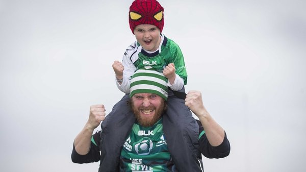 Pat Lam says the future is bright for Connacht