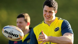 Ian Nagle will line out in Leinster colours next season