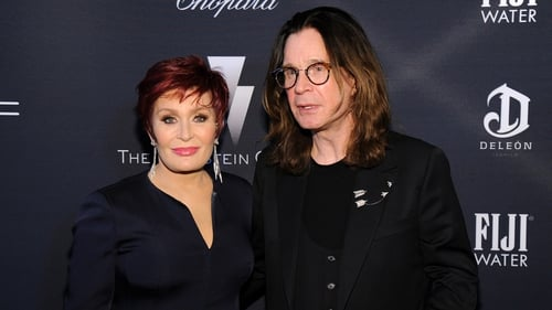 """Sharon Osbourne - """"Ozzy and I are interwoven"""""""