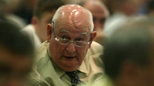 Jack Boothman served as GAA president between 1994 and 1997
